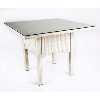 BOGA Furniture Square Trevi Dining Table