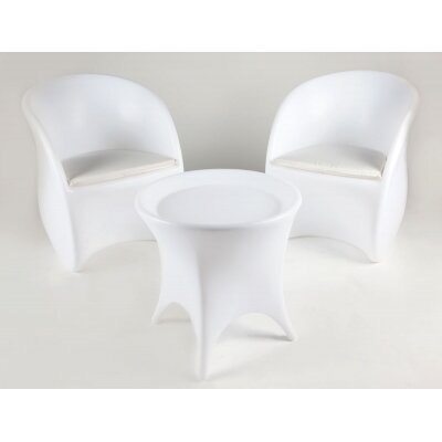 BOGA Furniture Moon Light Occasional Seating Group with Cushions