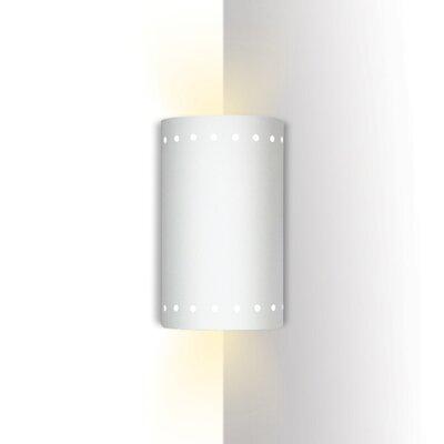 A19 Islands of Light Melos 1 Light Corner Wall Sconce