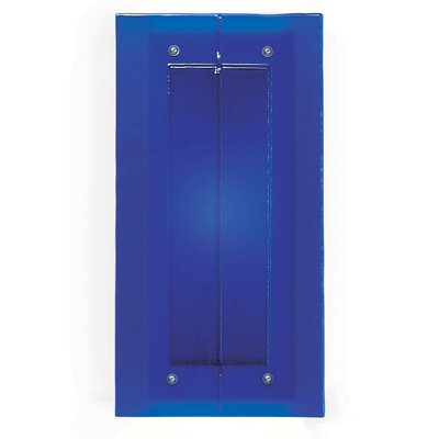 A19 Jewel Vivid 1 Light Wall Sconce