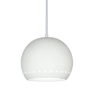 A19 St. Vincent 1 Light Pendant