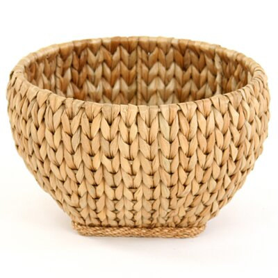 Distinctive Designs Decorative Round Basket