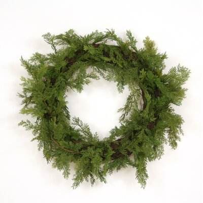 Distinctive Designs Artificial Cedar Wreath