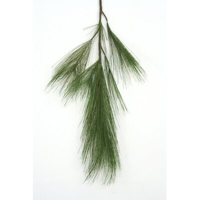 "Distinctive Designs 42"" Thin Needle Pine Branch (Set of 6)"