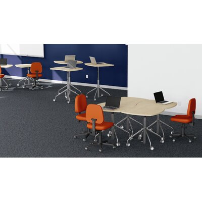 Markant USA, Inc. Vega Sit 2 Stand Collaboration Table