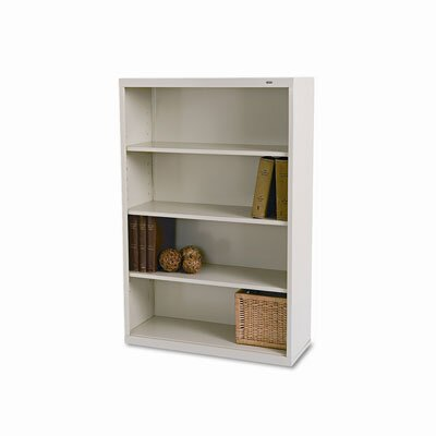 Tennsco Corp. Metal Bookcase, 4 Shelves