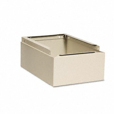 Tennsco Corp. Optional Locker Base, 12W X 18D X 6H
