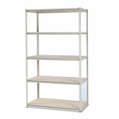 "Tennsco Corp. Tennsco Stur-D-Stor 50.75"" H 4 Shelf Shelving Unit Starter"
