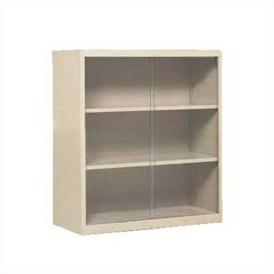 "Tennsco Corp. Executive 42"" H Three Shelf Bookcase"