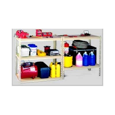 Tennsco Corp. Stur-D-Store 5 Shelf Shelving Unit Starter