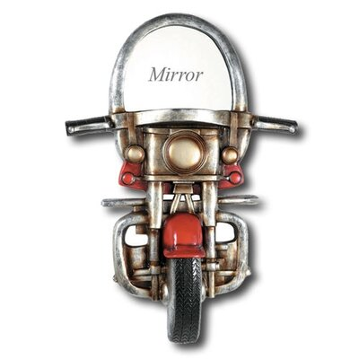 RAM Gameroom Products Motorcycle Mirror