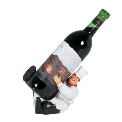 RAM Gameroom Products Kitchen Character Wine Holder