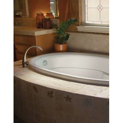 "Hydro Systems Designer 66"" x 42"" Riley Bathtub with Whirlpool System"