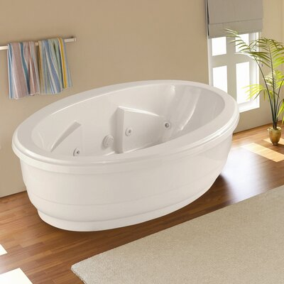 "Hydro Systems Designer Nina 72"" x 44"" Air Tub with Thermal System"