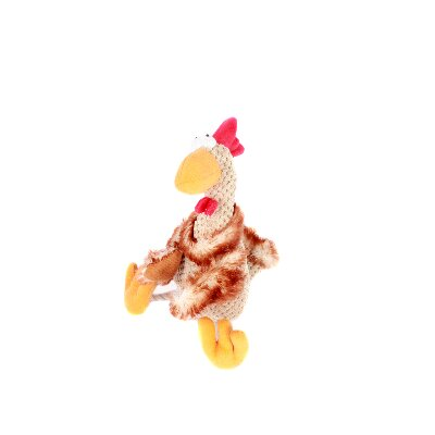 Happy Tails Chicken Dog Toy