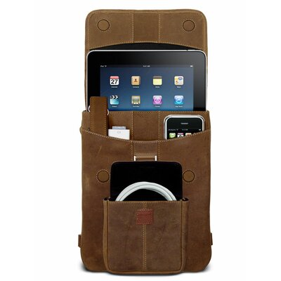 MacCase Premium Leather iPad Flight Jacket in Vintage