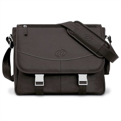 MacCase Premium Leather Messenger Bag