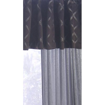 Blueberrie Kids Bordeaux Curtain Valance