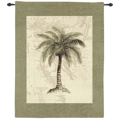 Plantation Palms Tapestry