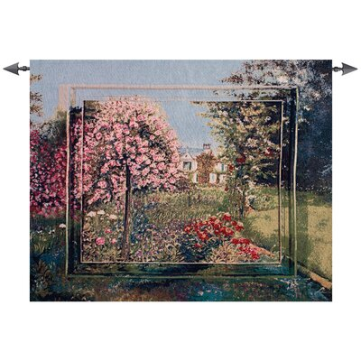 Manual Woodworkers & Weavers Monet's Traum Tapestry