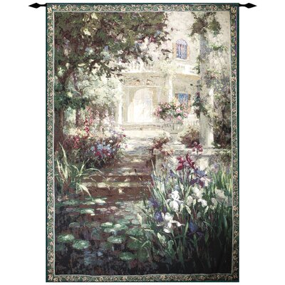 Manual Woodworkers & Weavers Ivy Column Tapestry