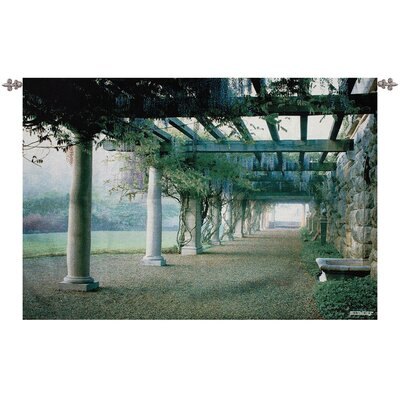 Manual Woodworkers & Weavers Pergola Tapestry