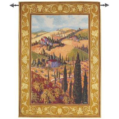 Manual Woodworkers & Weavers Tuscan Hillside Tapestry