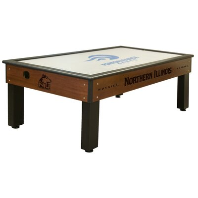 "Holland Bar Stool 7"" NCAA Licensed Air Hockey Table"