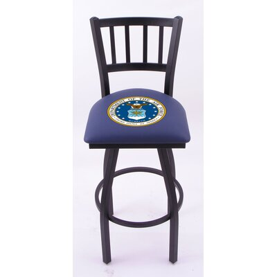 US Military Jailhouse-Back Barstool