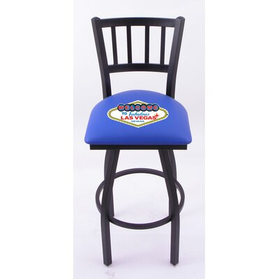 Holland Bar Stool Gambling Jailhouse-Back Barstool