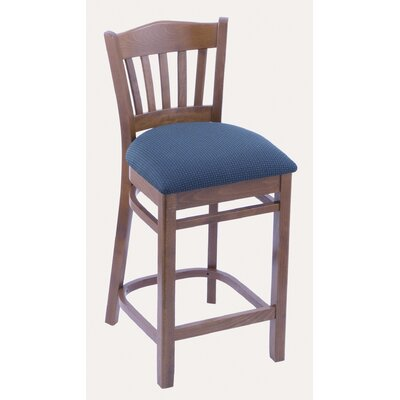Hampton 3120 Solid Hardwood Stationary Bar Stool
