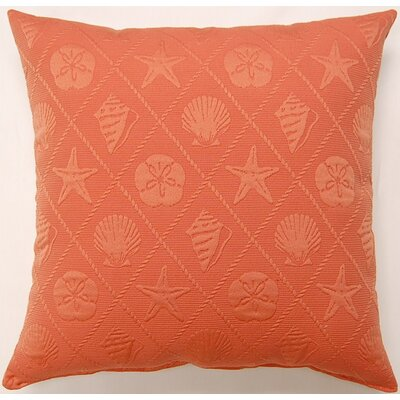 Shell Trellis Cotton Pillow (Set of 2)