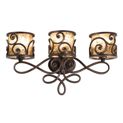 Kalco Windsor 9 Light Bath Vanity Light