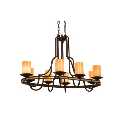 Durango 8 Light Chandelier