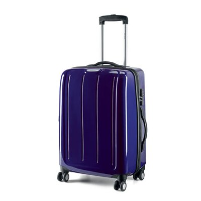 "Carlton Travel Goods Adventura 23"" Polycarbonate Spinner Trolley Case"