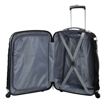 "Carlton Travel Goods Velocity 24"" Hardsided Spinner Suitcase"