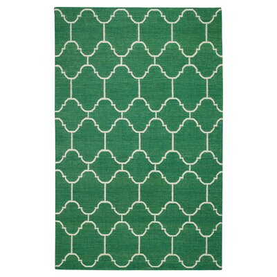 Serpentine Emerald Rug