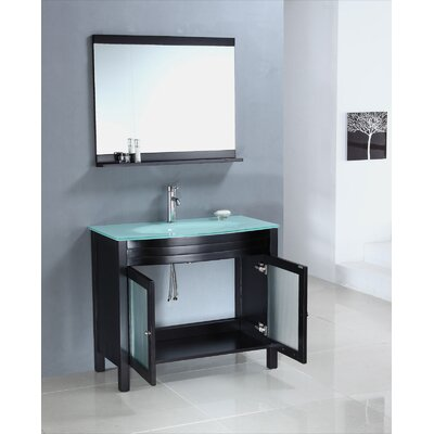 "Legion Furniture 39.5"" Single Bathroom Vanity Set"