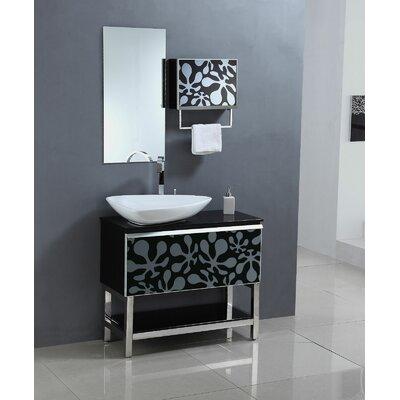 40 single bathroom vanity set wayfair