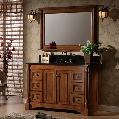 "Legion Furniture 49"" Single Bathroom Vanity Set"
