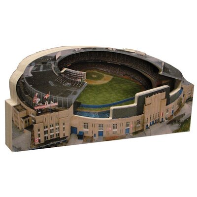 HomeFields MLB Regular Stadium and Display Case