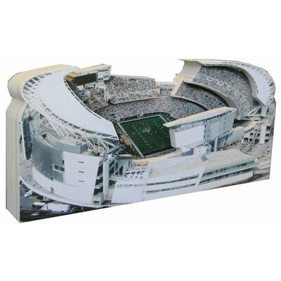 HomeFields NFL Regular Stadium and Display Case