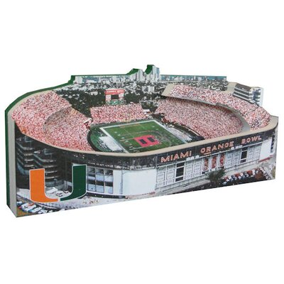 HomeFields NCAA Jumbo Stadium and Display Case