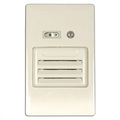 American Lighting LLC Louvered Recessed Night Light
