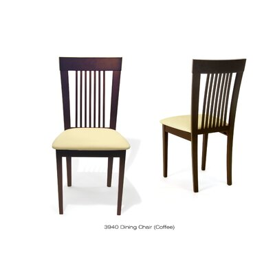 Aeon Furniture Slat Back Side Chair