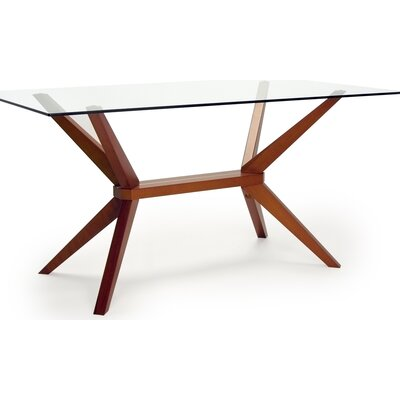 Angular Dining Table