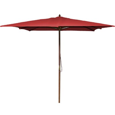 Jordan Manufacturing 8.5' Square Market Umbrella