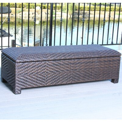 Home Loft Concept EnviroWood Cushion Storage Box