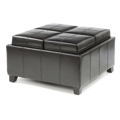 Home Loft Concept Mason Cocktail Ottoman
