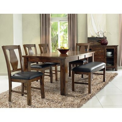 Urban Styles Rancho Cordova 6 Piece Dining Set